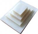 พลาสติกเคลือบบัตร ขนาด 6.5*9.5 ซม. (125 mc.)